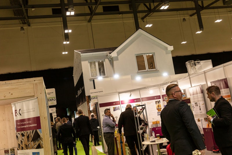 ESS Modular showcase innovative house build at Offsite Expo 2019